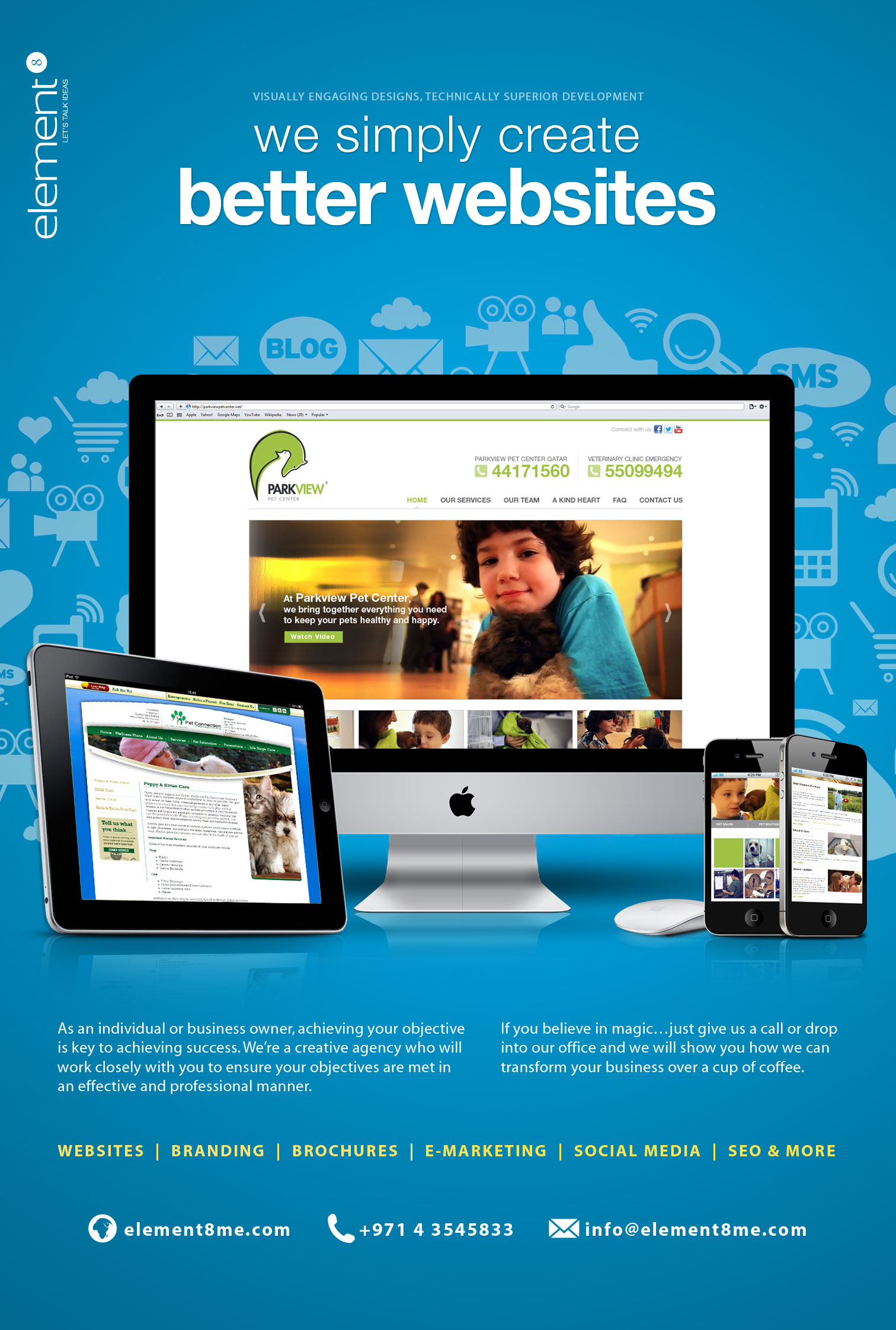 effective home office design with Our New Web Design Ad Published In Dubai Based Pet Me Magazine on Best Resume 25512608 also Alzheimers Society Business Cards additionally Earthquakes 20background besides glassandstainlessuk co also Reception Led Display.