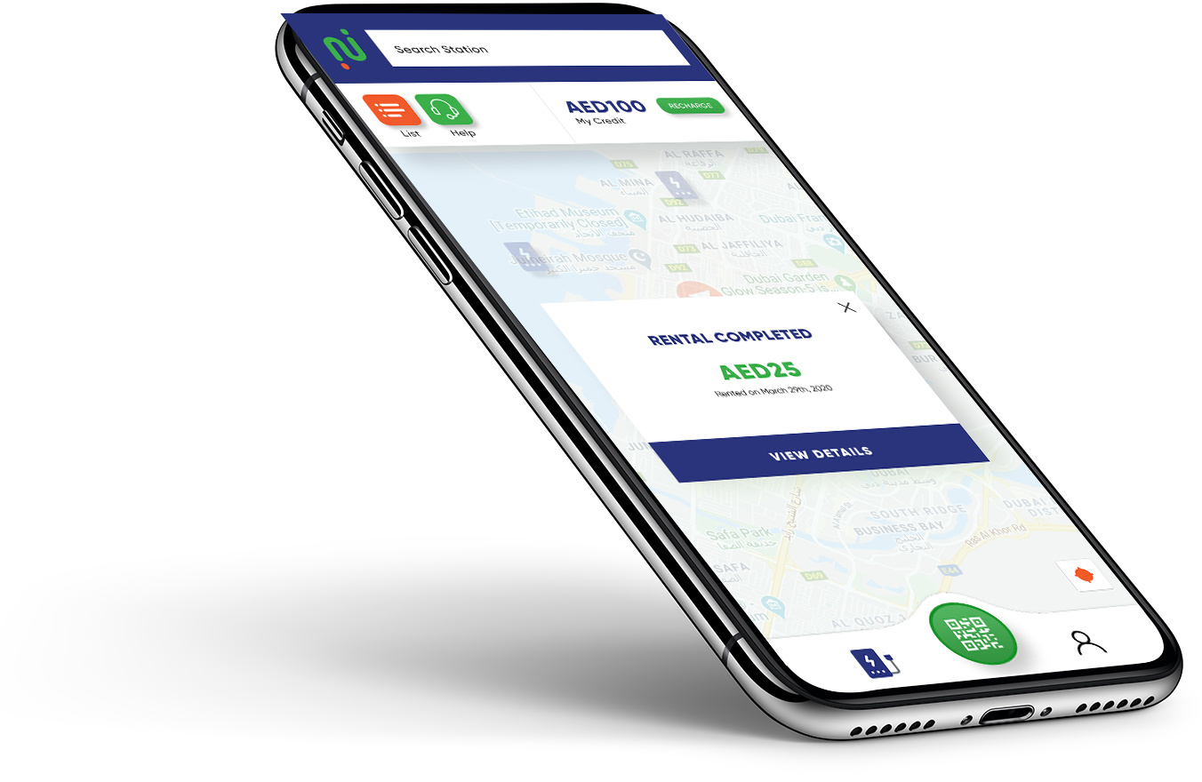 Ignia Shared Power Bank - Mobile Application Development - Element8