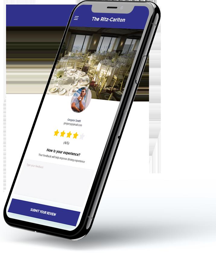 Reservet Wedding Event Planning Application - Mobile Application Development By Element8