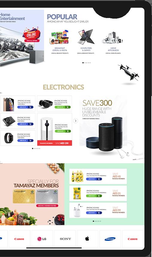 UNION COOP Shop Online - Magento Ecommerce Website - Element8