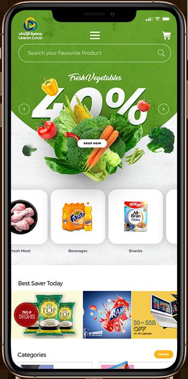 UNION COOP Shop Online - Magento Ecommerce Store - Element8