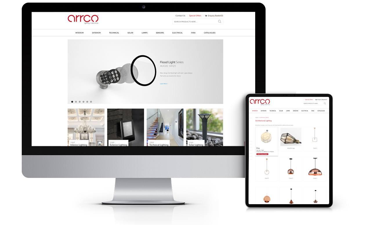 Arrco-detail