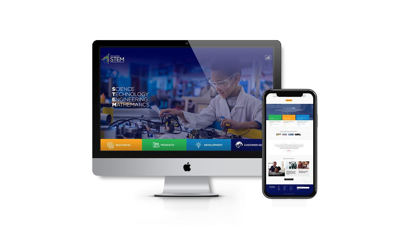 STEM-Website