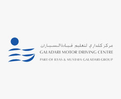 Galadari motor driving center logo