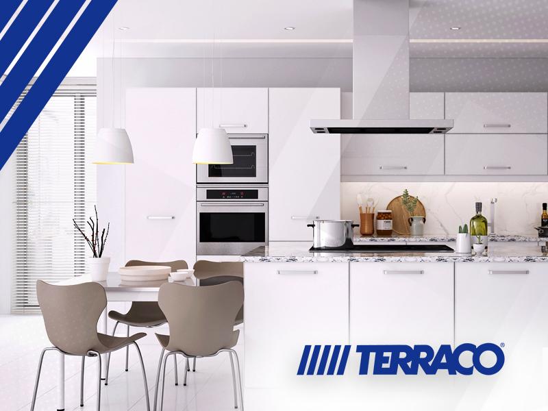 Terraco Construction Solutions | Website Design and Web Development By Element8 Dubai