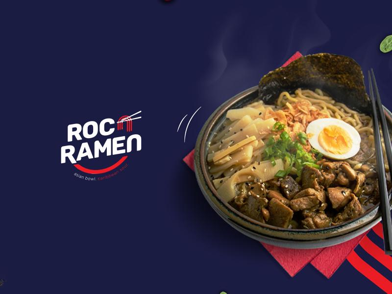 Roc-n-Ramen - Website Design, Web Development & Mobile App Development by Element8 Dubai, UAE